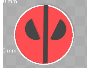 Circled Dead pool Sign
