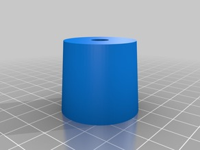 Large spool adapter for regular sewing machines