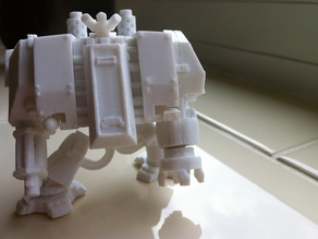 Lights pack for Garin's dreadnought