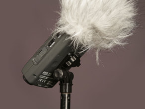 H4N On-Stage Mic Stand Adapter