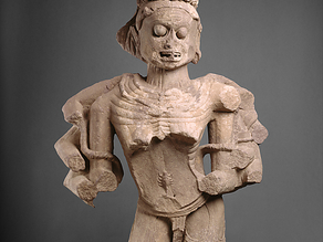 Chamunda, the Horrific Destroyer of Evil (Head)