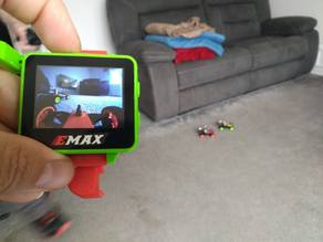 basic fpv camera mount for tiny coupe