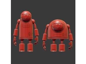 The Nanobots from Nickelodeon's Jimmy Neutron