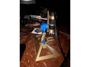 USB Digital Microscope Stand V.1