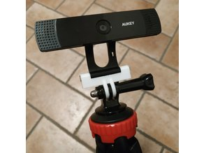 Webcam Aukey PC-LM1 GoPro mount adapter