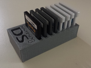 Nintendo DS 8-Cartridge Holder