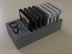 Nintendo DS 8-Cartridge Holder
