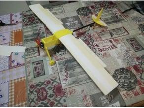 Modular RC Plane w/ Depron Wing