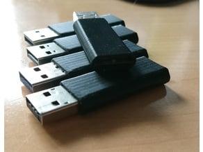 Slim USB case