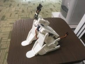 Servo Robot Cat Prototype 1