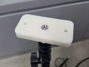 HTC Vive base station tripod adapter(fixed ver. of lluisgl7)
