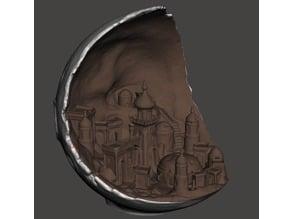 Moon city ( 2 colors)