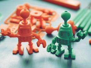 Robot 'RB' v2.0