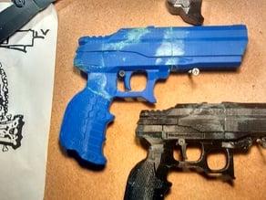 Perp Gun (3D Printed Nerf Gun)