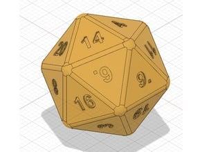 d20 box