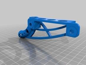 CR10 and CR10s Overhead filament guide & sensor mount