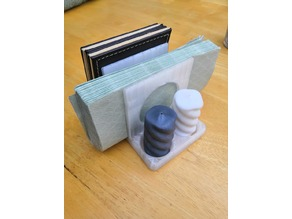 Table tidy caddy/napkin salt pepper coaster holder