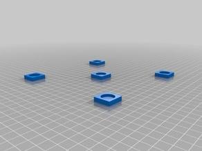 Warp test cubes