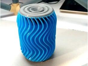 Wavy Bluetooth Speaker