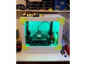 3D Printer Enclosure Hinges