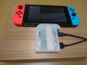 Nintendo Switch Dongle (Dock mod)