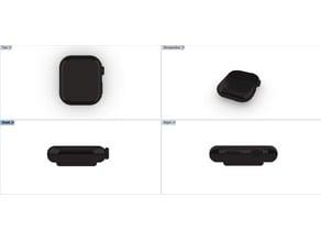 Apple Watch Series 4 44mm 3D Model