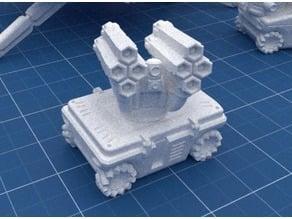 Omnibot Missile Sentry