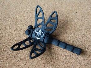 dragonfly - push pin