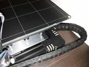 Chiron Energiekettenadapter für Heizbett (Energy chain adapter for hotbed)