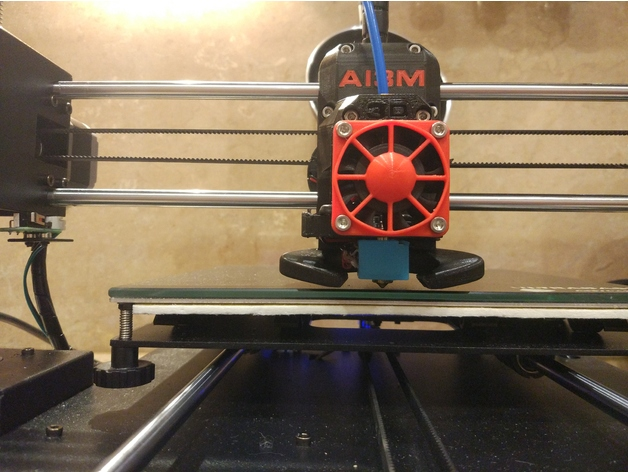 Anycubic i3 Mega X Carriage [MK3] by Maleh3Dprntx Thingiverse