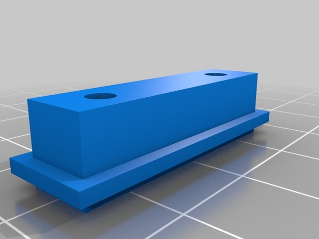 Kennedy Style Tool Box Drawer Pull By Chucketn Thingiverse