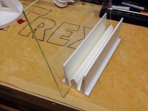 MakerGear M2 Glass Tray