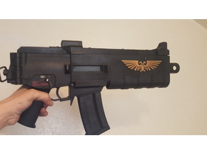 Bolter Conversion for G36 Airsoft