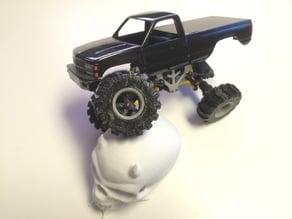 Losi 1:24 scale Micro Rock Crawler NinjaFlex tires