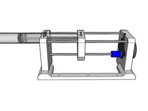 28BYJ-48 Syringe Pump / Paste Extruder
