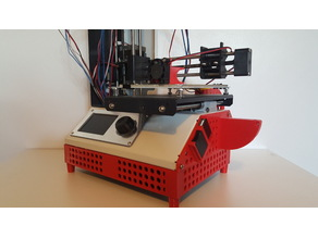 MP Select Mini Side Panel with Gantry and SD/USB extension