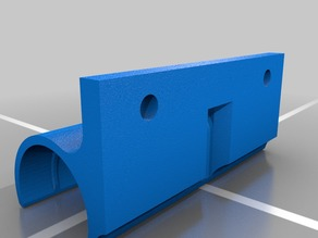 Qu-bd Oneup / Twoup Bearing holder for extruder