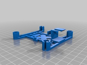 3DFly with Spektrum FPV mount
