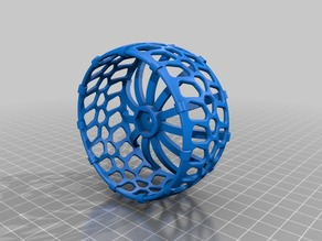 Bio RC wheel
