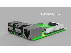 Raspberry Pi 4B, 3B, 3B+, Zero W