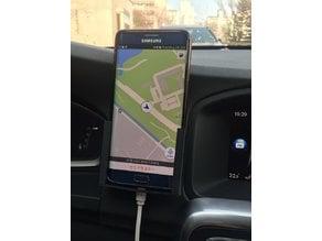 Key Slot Phone Mount for Volvo