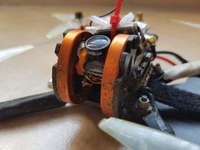 Caddx EOS2 + Runcam Nano - Full size camera adapter