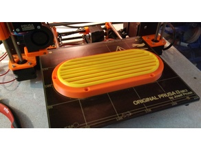 Lüfterabdeckung - fan cover - air conditioner MK2