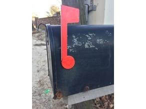 Mailbox Flag Assembly ︽✵︽