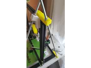 Tevo Tornado Lateral Frame Support