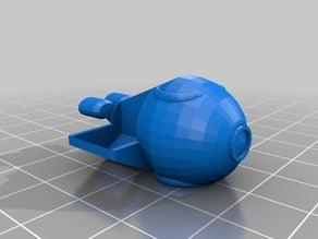 DSC Deep Space Cargo Higbee 202