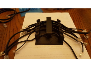 Lego Mindstorms Cable Organizer