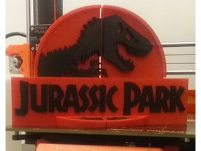 Things Tagged With Quot Jurassic Park Quot Thingiverse
