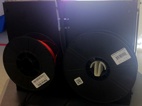 Spool holder: Large Filament for Replicator 2