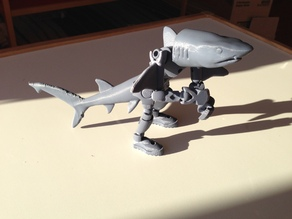 Thresher - shark bot #ModioChallenge